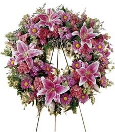 Loving Rememberance Funeral Wreath