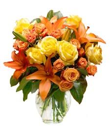 Perfect Autumn Bouquet