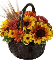 Harvest Sunshine Basket